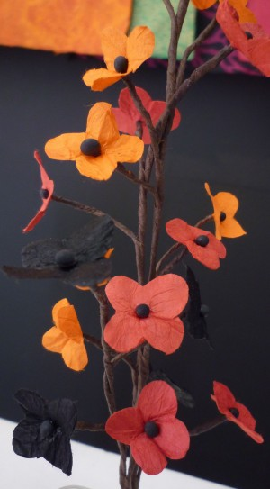 mini fleurs