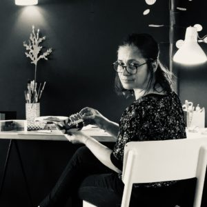 Juliette Baras, la créatrice
