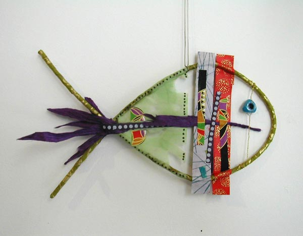 poisson rotin et papier